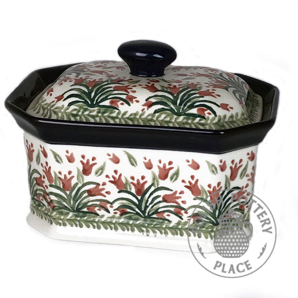 Small Covered Casserole