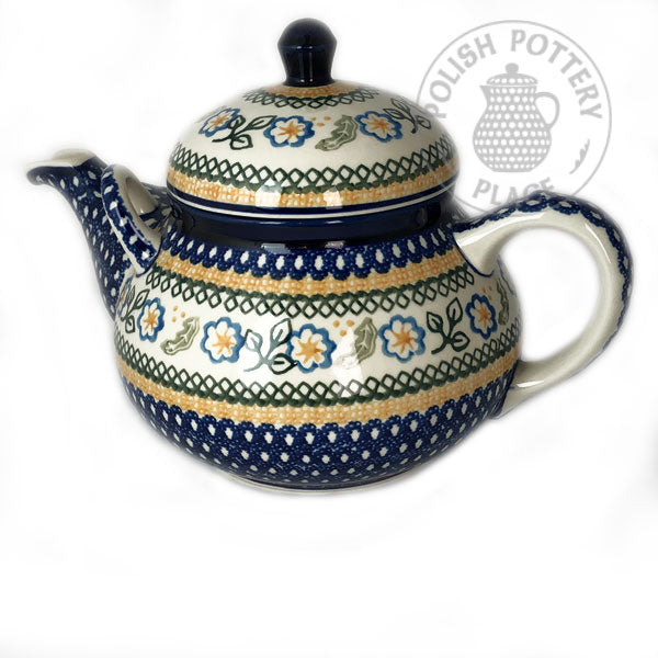 Teapot - 64 oz - Polish Pottery
