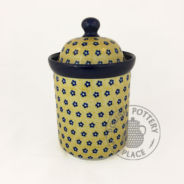 "Classic Canister - 8"" - Swedish Meadow"