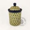 Canister - Polish Pottery