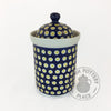Medium Canister - Polish Pottery
