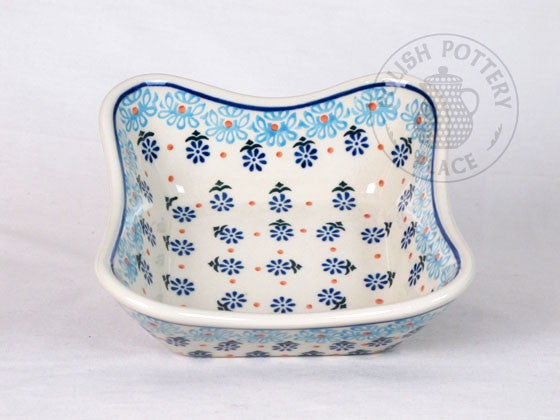 Square Serving Dish - Polish Pottery