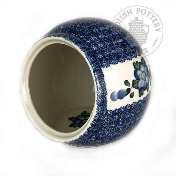 Sponge Container- Polish Pottery