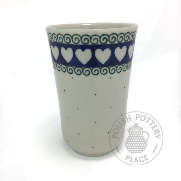Large Tumbler - Polish Pottery