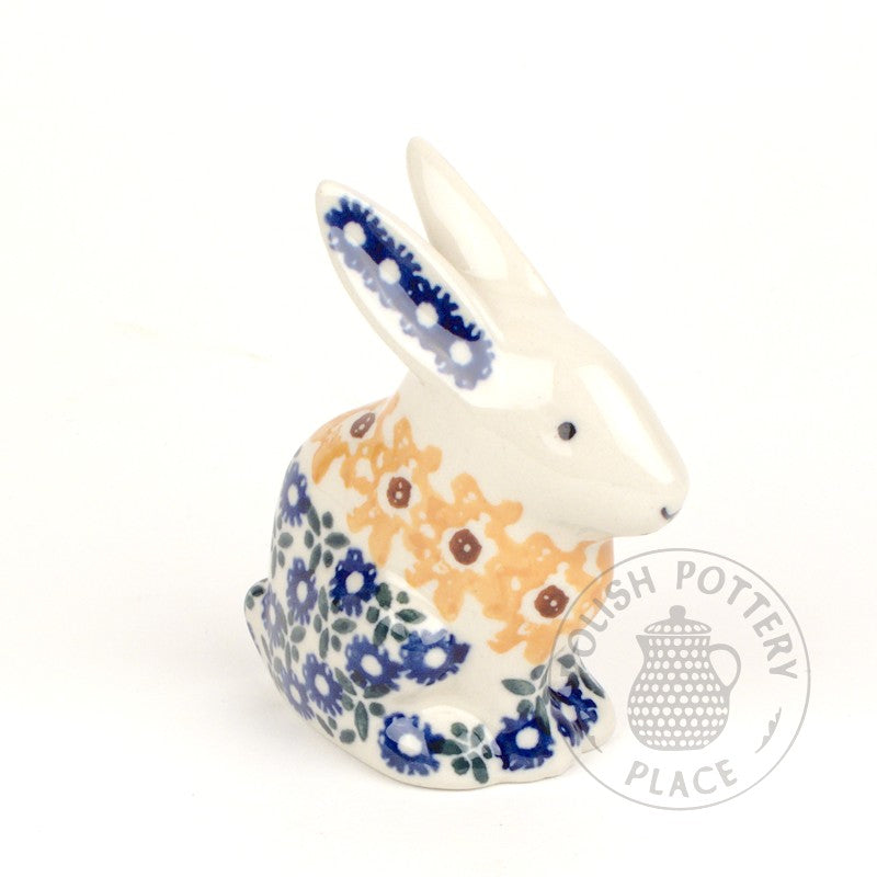 Rabbit - Polish Pottery