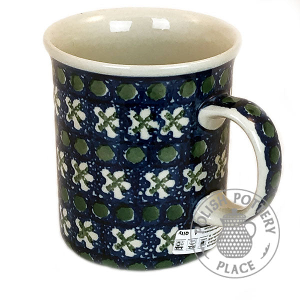 Medium Traditional Mug - Polish Pottery