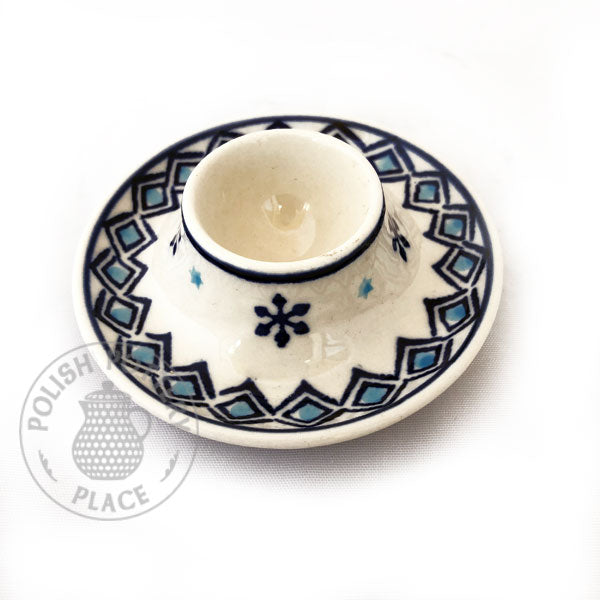 Egg Cup - Polish Pottery