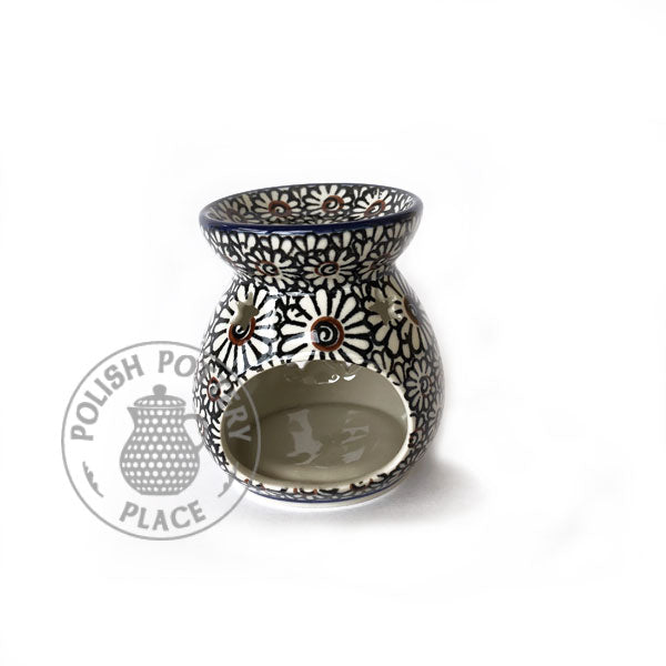 Essential Oil Burner - Polish Pottery