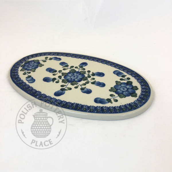 Oval Trivet - Polish Pottery