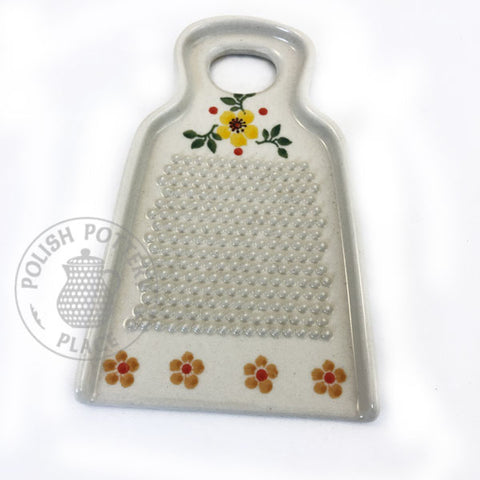 Grater - Polish Pottery