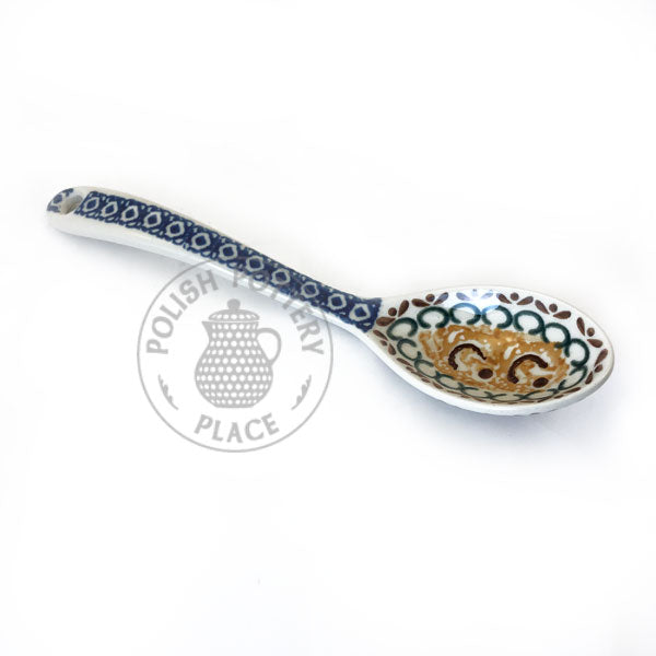 Serving Spoon - Polish Pottery