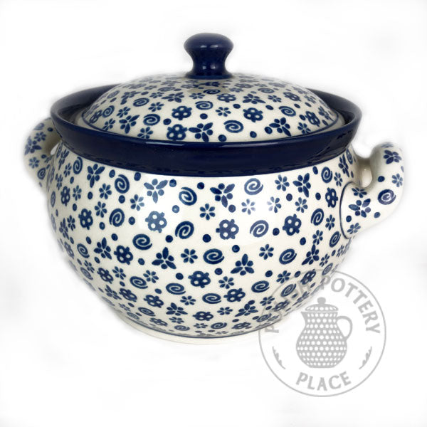 Bean Pot - Polish Pottery