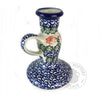 Medium Candle Holder - Polish Pottery