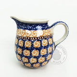 Small Pitcher - Polish Potter