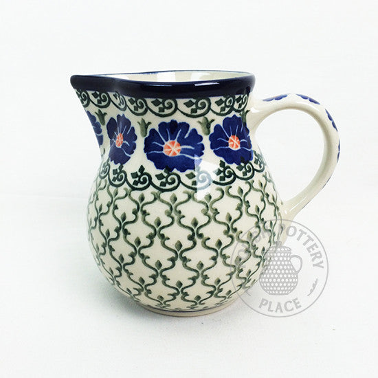 Medium Pitcher - Polish Pottery