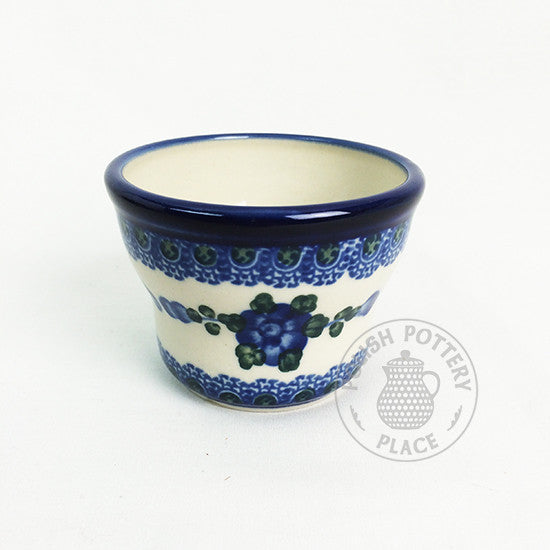 Tall Tea Light - Polish Pottery