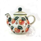 12 Ounce Teapot - Small - Polish Pottery