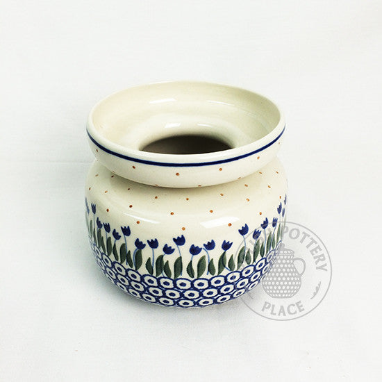 Squat Vase - Polish Pottery