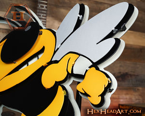 Buzz the Georgia Tech Mascot