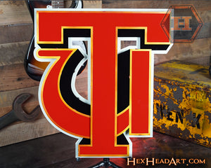 Tuskegee University 3D Metal Art