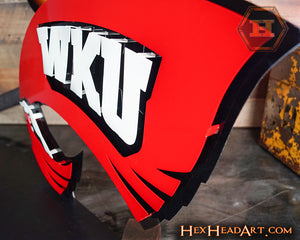 Western Kentucky Red Towel