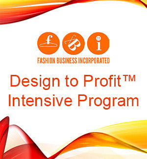 Design to Profit™ Intensive Program - Fashion for Profit