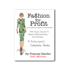 Fashion for Profit E-Book for KINDLE - English (10th Edition) - Fashion for Profit
