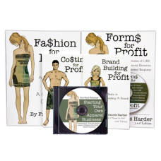 Business Start Up Package - Fashion for Profit