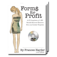 Forms for Profit DVD - Fashion for Profit