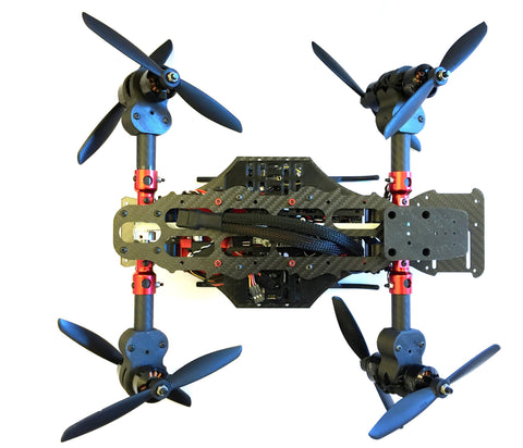 TILT X8 (assembled, WITHOUT transmitter)