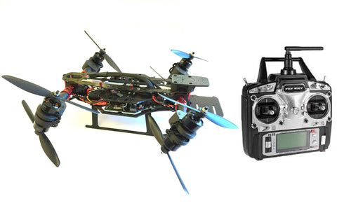 TILT X8 (assembled, WITH transmitter)