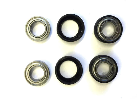 Ball bearings and bearings' adaptors for TILT PRO X4 and X8