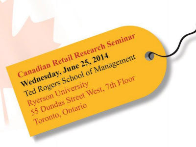 2014 Canadian Retail Research Seminar