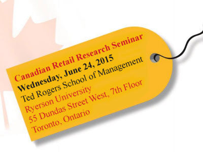 2015 Canadian Retail Research Seminar