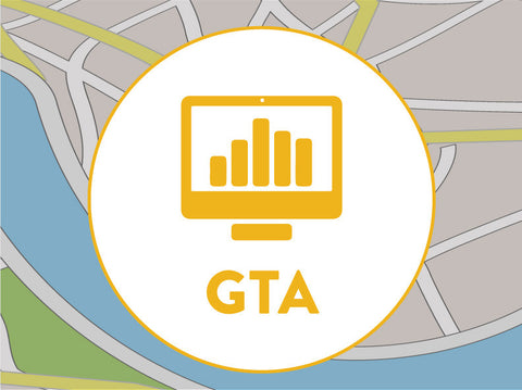 Greater Toronto Area Store Data (GTA)