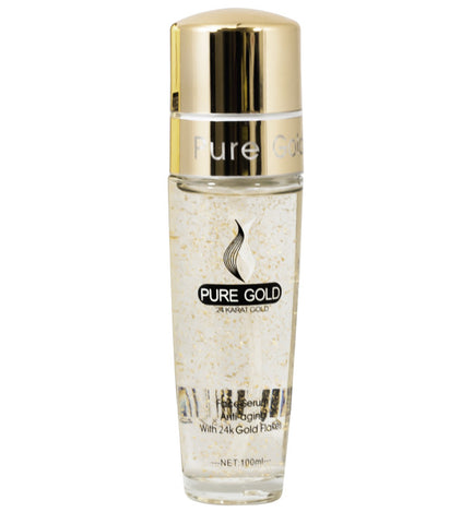 GOLD FLAKES FACE SERUM 100ML