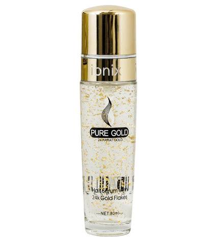 GOLD FLAKES HAIR SERUM 80ML