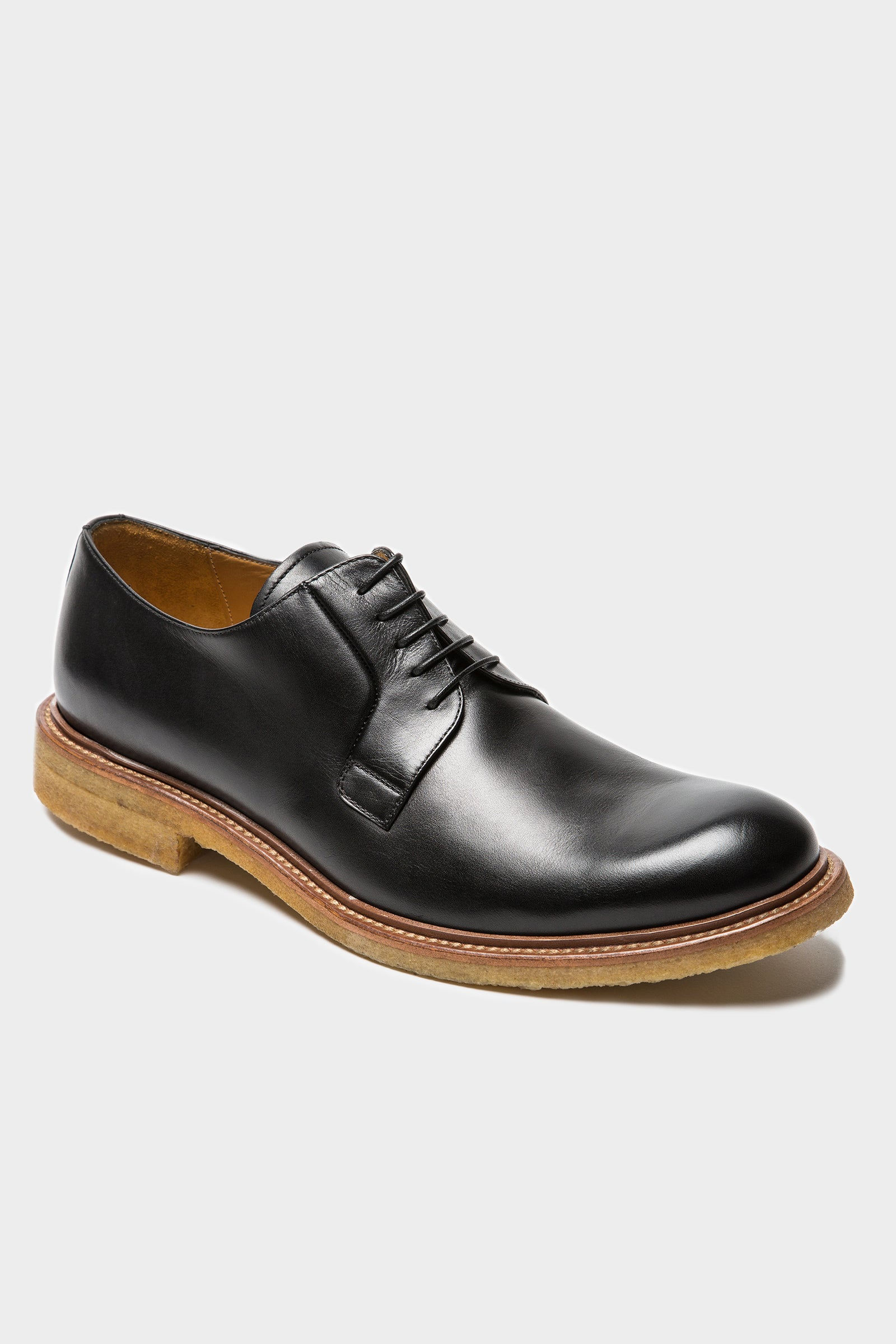 Allen Blucher - Black Leather