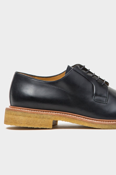 Allen Blucher - Navy Leather