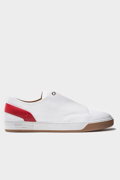 Avedon Due - White/Red/Gum