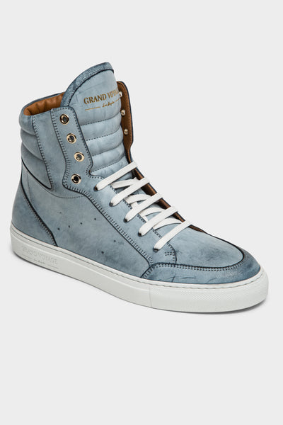 Belmondo High - Blue Burnished