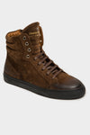 Belmondo High - Chocolate Suede