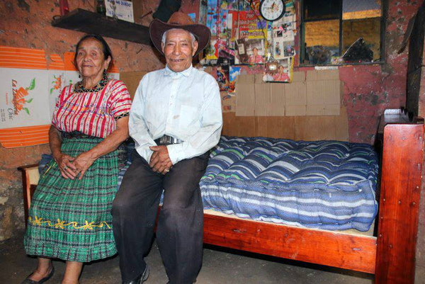 Supporting the Mayan Families' Elderly Care Program