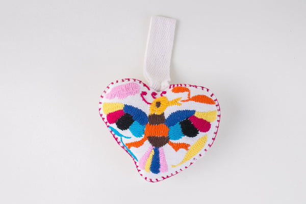 TENANGO BIG HEART ORNAMENT