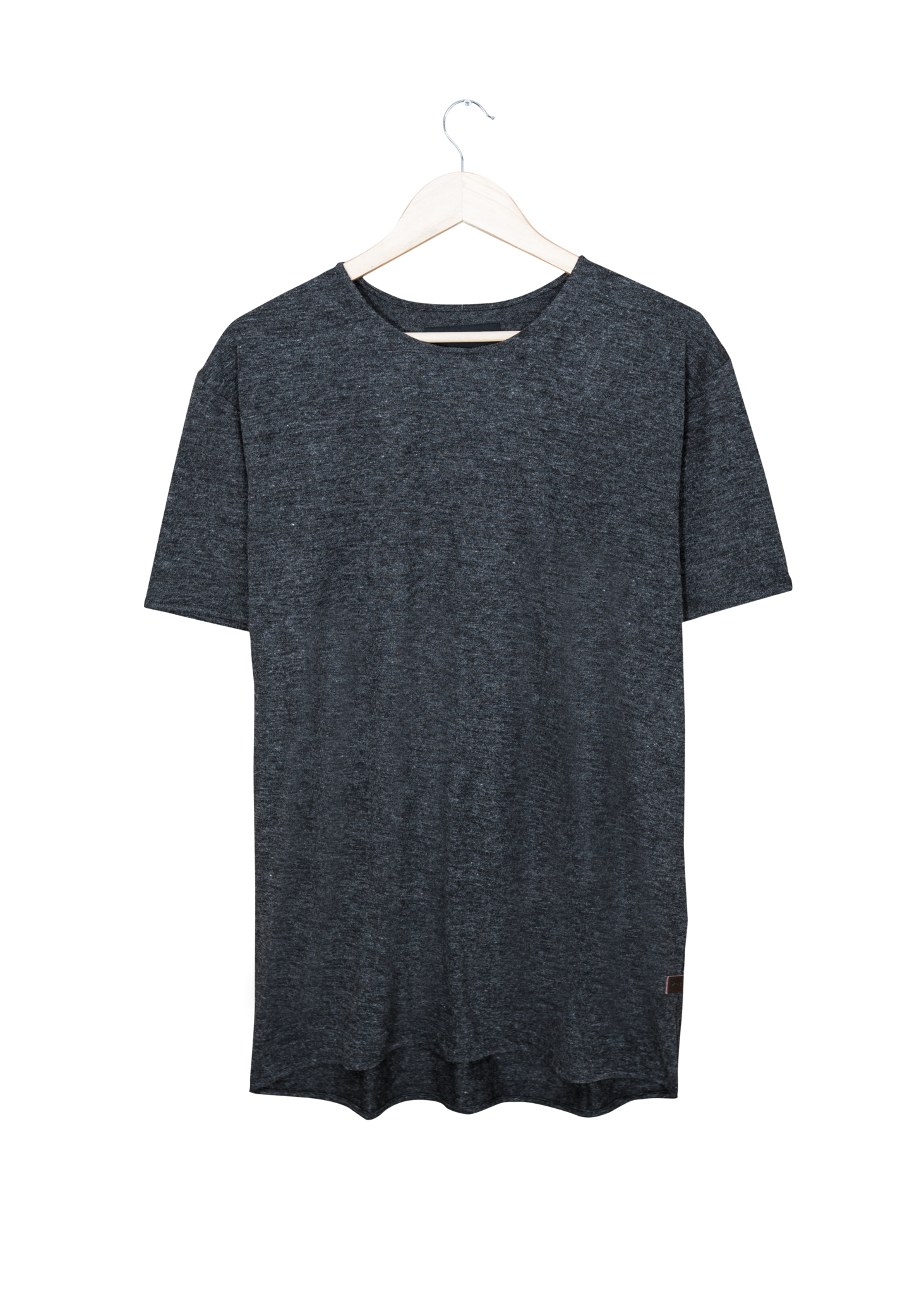 Karl - T-shirt - Grey - Nordre