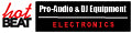 Hot Beat Electronics Pro Audio and DJ Equipment