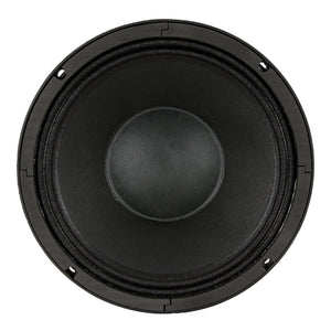 "B&C 10MD26 10"" Midbass Speaker Woofer 350 Watt RMS 8-ohm 701748808230 front view"