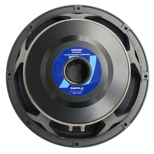 Beyma 12WR400 12-inch Speaker 400 Watt RMS 8-ohm Low Frequency Woofer rear back view