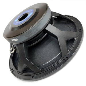 Beyma 12WR400 12-inch Speaker 400 Watt RMS 8-ohm Low Frequency Woofer Side rear view