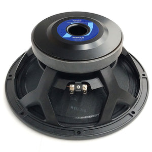 Beyma 12WR400 12-inch Speaker 400 Watt RMS 8-ohm Low Frequency Woofer side rear back view hotbeat